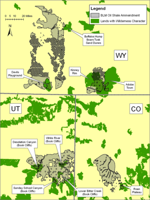 Oil shale leasing areas and wilderness.png