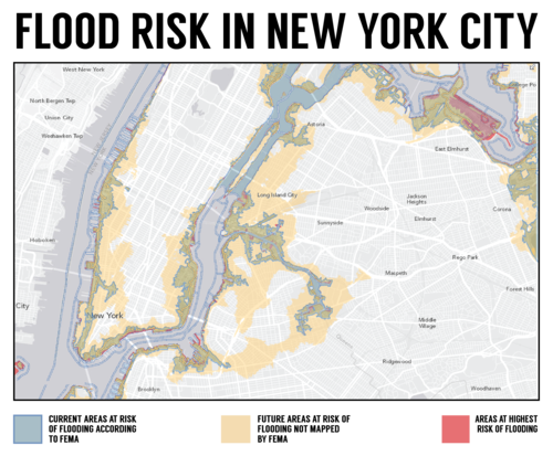 Femas new nyc flood maps will soon be out of date nrdc current vs future floodplain 01g sciox Image collections