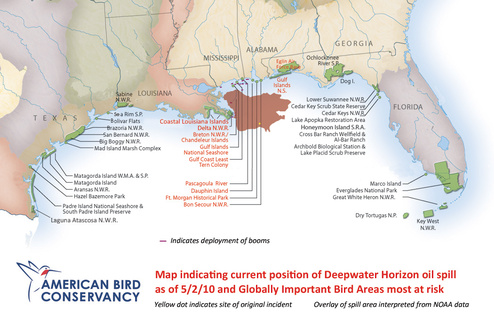 American Bird Conservancy Map