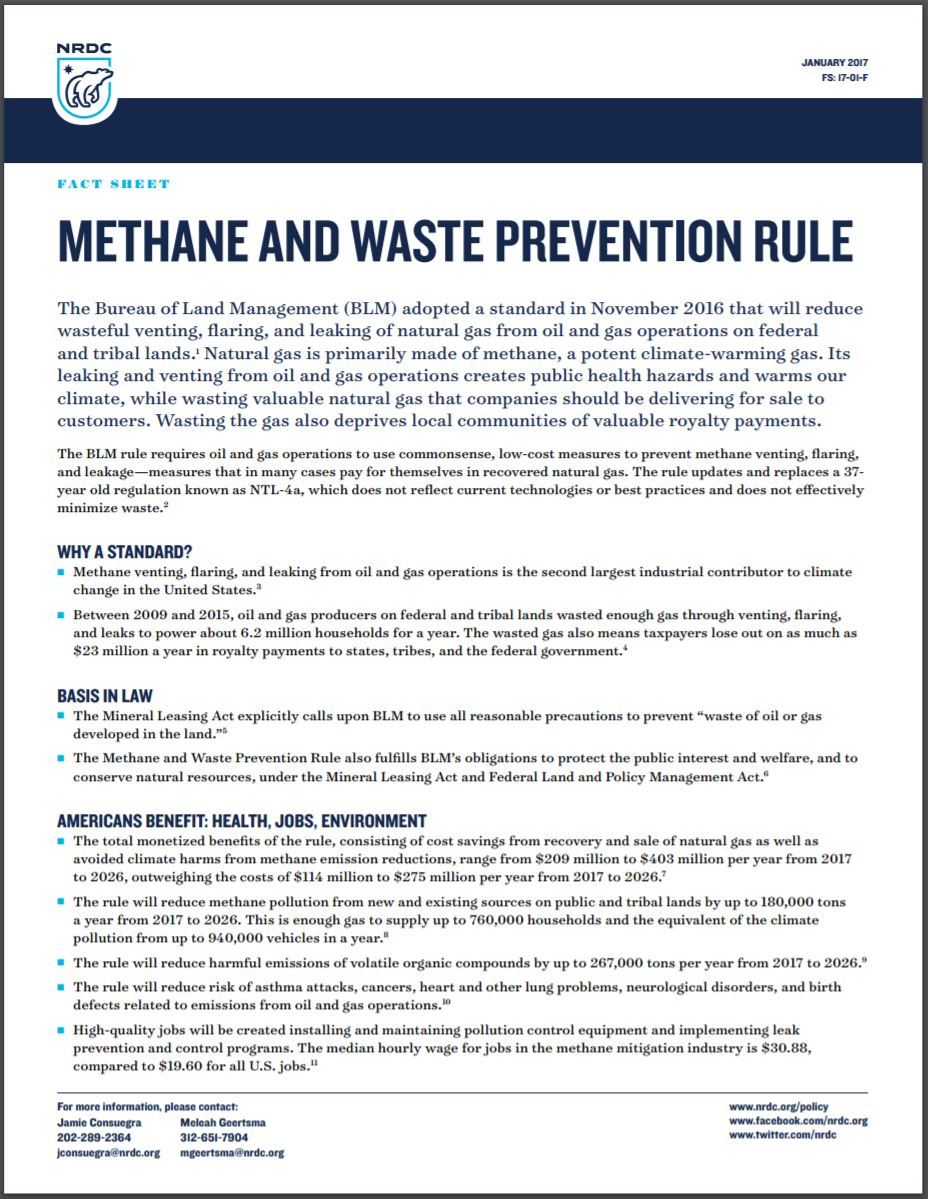 How To Find Standard Deviation Using Z Table Methane And Waste Prevention  Rule Washington Watch Nrdc