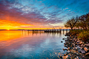 Photo of Chesapeake Bay