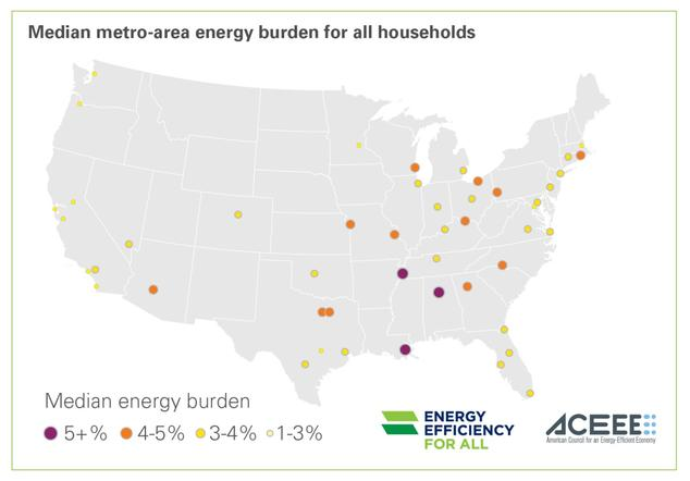Study Highlights Energy Burden For Households And How Energy Efficiency Can Help Nrdc