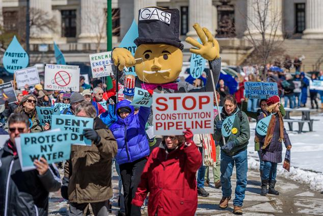 Constitution Pipeline Loses Federal Appeal