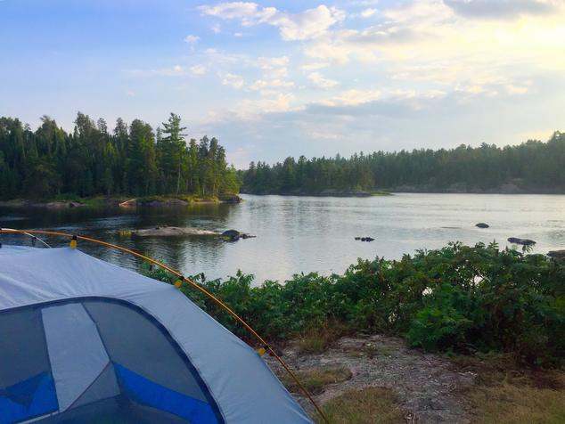 Picture of the Boundary Waters