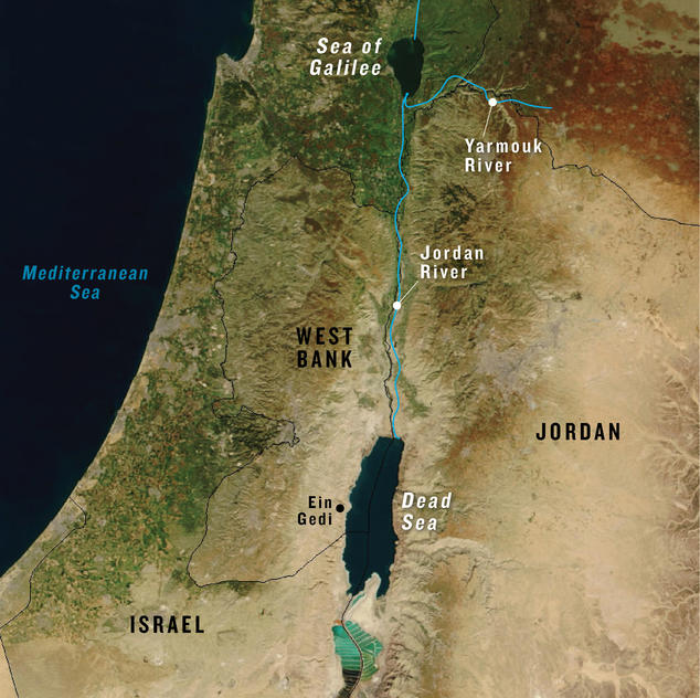 Could Water from the Red Sea Help Revive the Dead Sea  NRDC