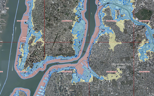 FEMA's Outdated and Backward-Looking Flood Maps