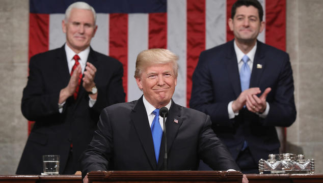 Democrats' behavior at the State of the Union was embarrassing — Dana Milbank