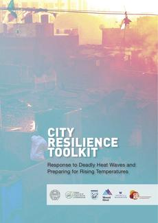 climate resilience report cover