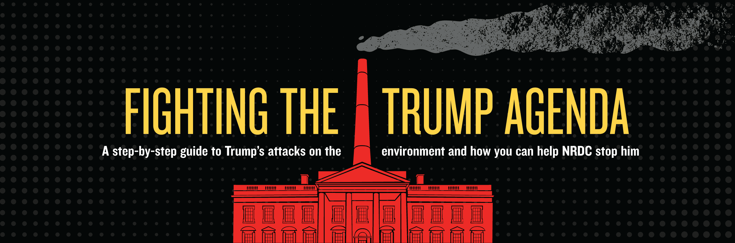 FIGHTING THE TRUMP AGENDA